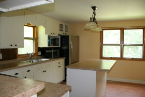 My new old kitchen...