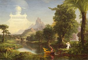 Thomas_Cole_-_The_Ages_of_Life_-_Youth_-_WGA05140