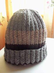 wren hill knitted hat